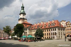 Jelenia Góra - Plac Ratuszowy